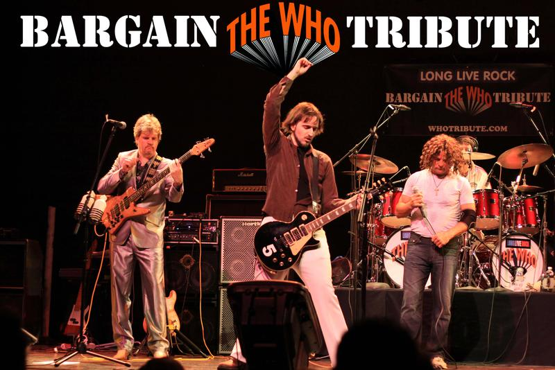 Bargain - The Who Tribute