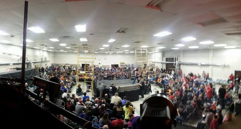 """W.A.R. Wrestling presents """"Blood, Sweat & Fears 5"""""""