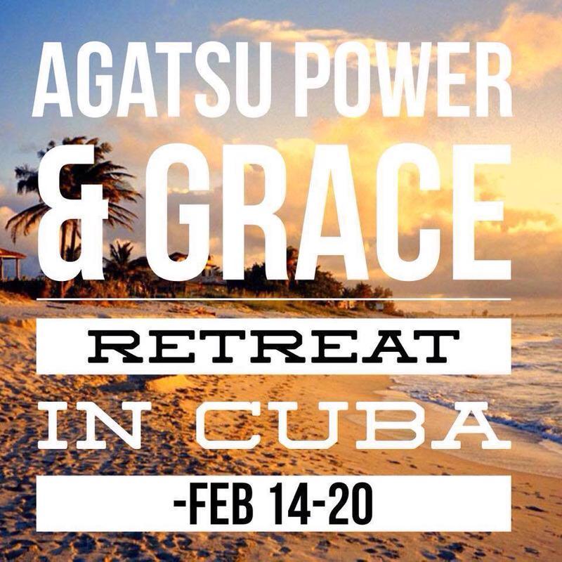 Feb- Agatsu Power & Grace Women's Retreat Cuba