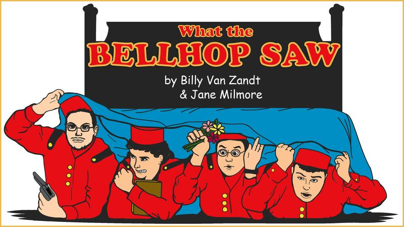 What The Bellhop Saw - a hilarios comedy at All An Act Theatre