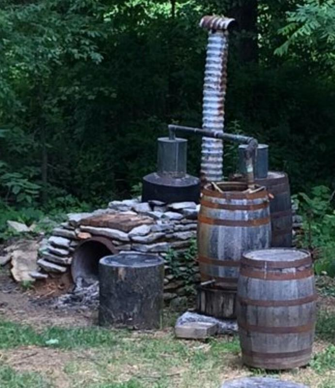 Moonshine Rising @ Short Mountain Distillery