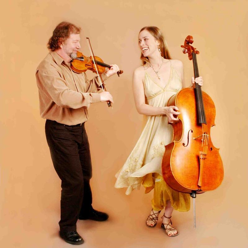 Alasdair Fraser and Natalie Haas in Concert at Studio Red Hook