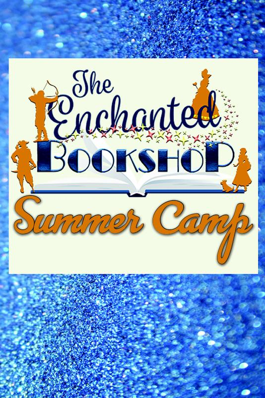 SUMMER CAMP SESSION 2 - The Enchanted Bookshop Musical