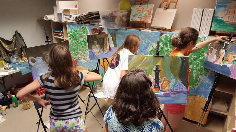 Art Class Studio Program Spring 2020 Fair Lawn NJ