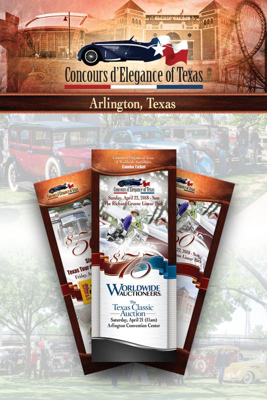Concours d'Elgance of Texas