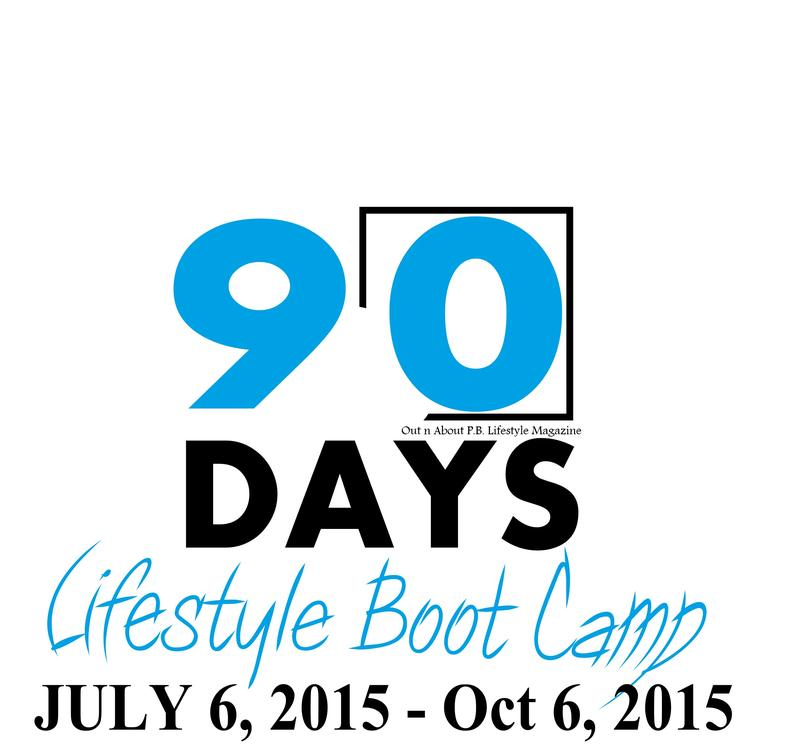 90 Days Lifestyle Boot Camp challenge