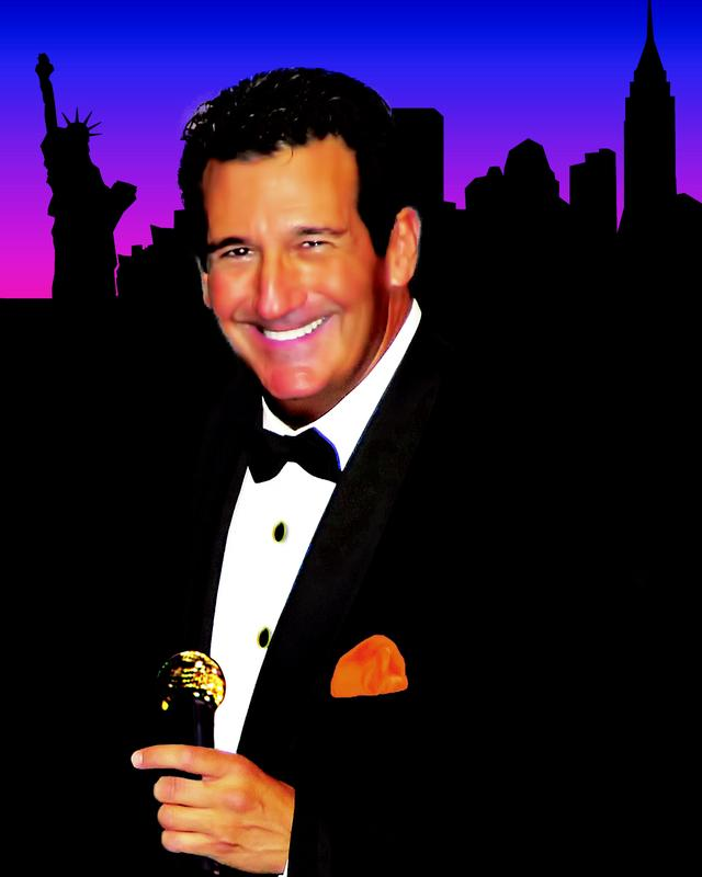 Sinatra Forever: A Tribute to Frank Sinatra Starring Rick Michel