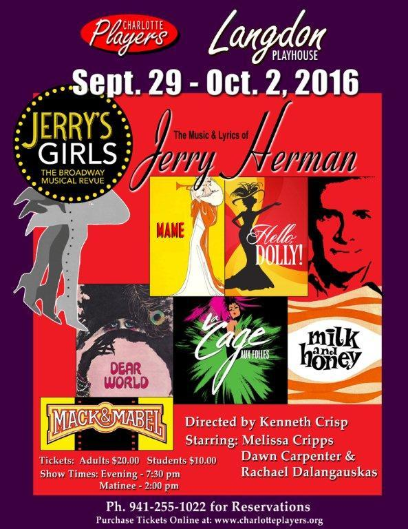 Jerry's Girls-The Broadway Musical Revue