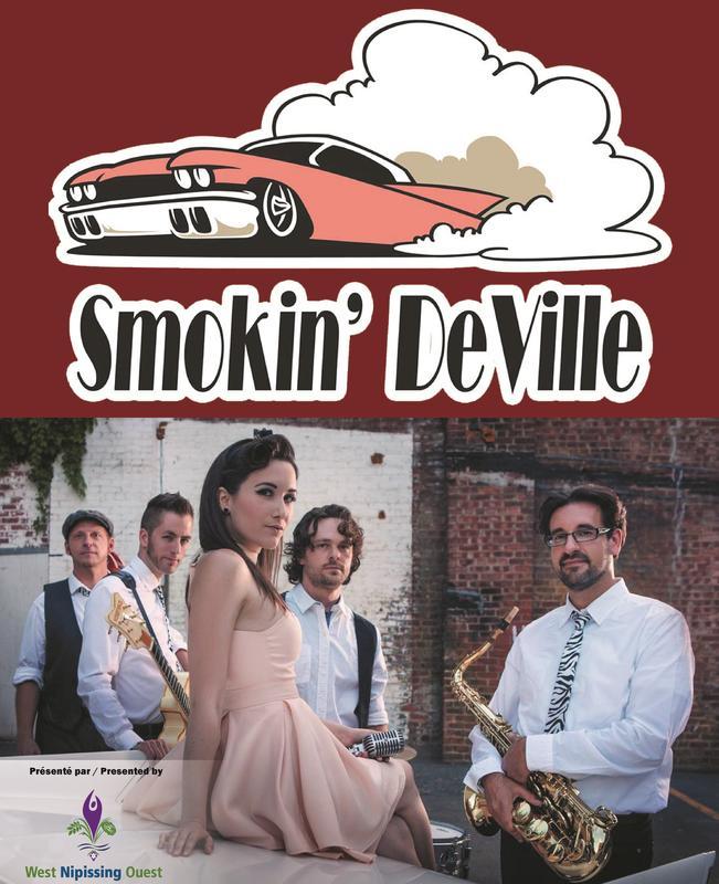 Smokin' DeVille - Rock N' Roll