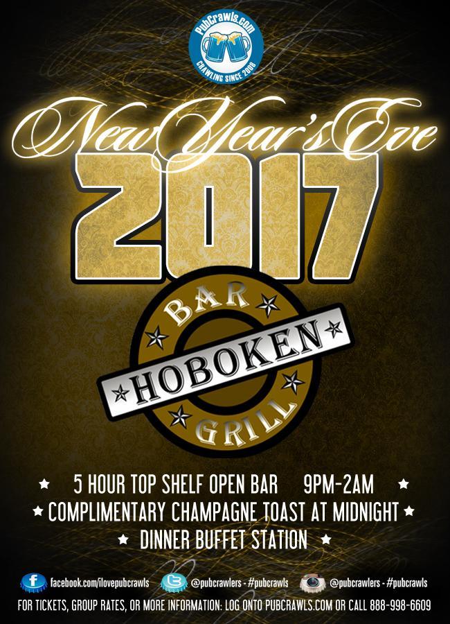 Hoboken New Years Eve