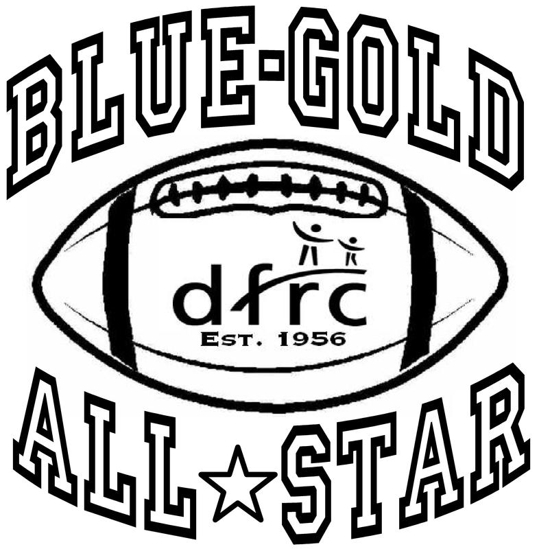 60th Annual DFRC Blue-Gold All*Star Football Game