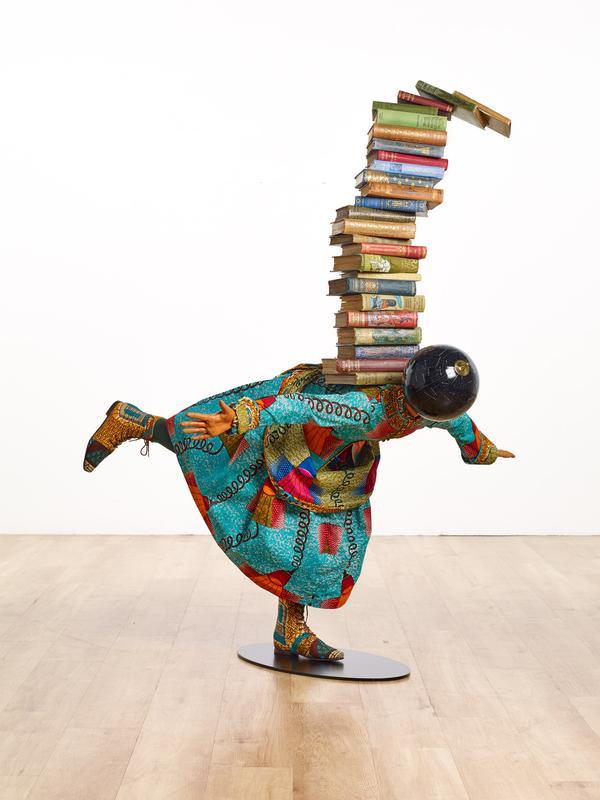 Artist talk: Yinka Shonibare MBE