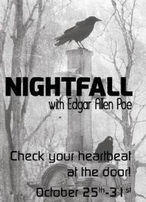 Nighfall With Edgar Allen Poe