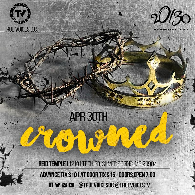 TVDC presents CROWNED