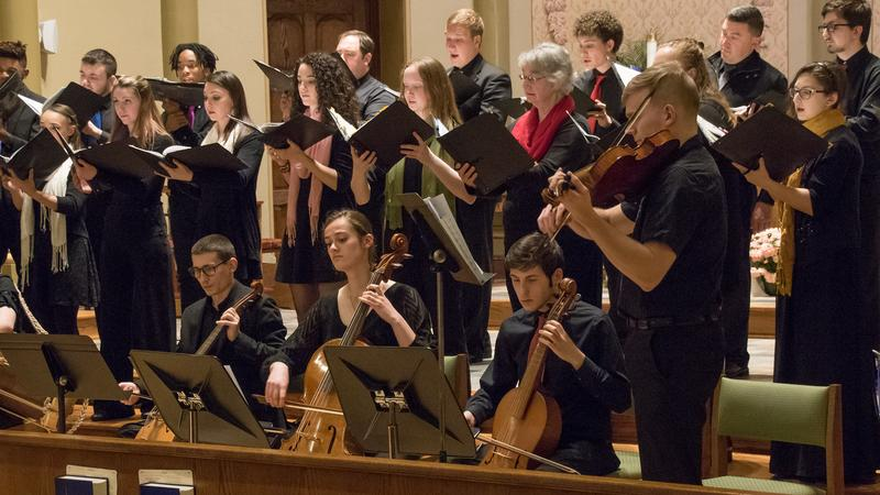 Collegium Musicum: Early Music and the African Diaspora