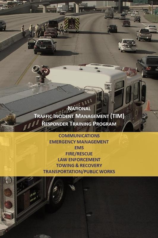 National SHRP2 TIM Training - Emmaus EMS/Fire - July 7th
