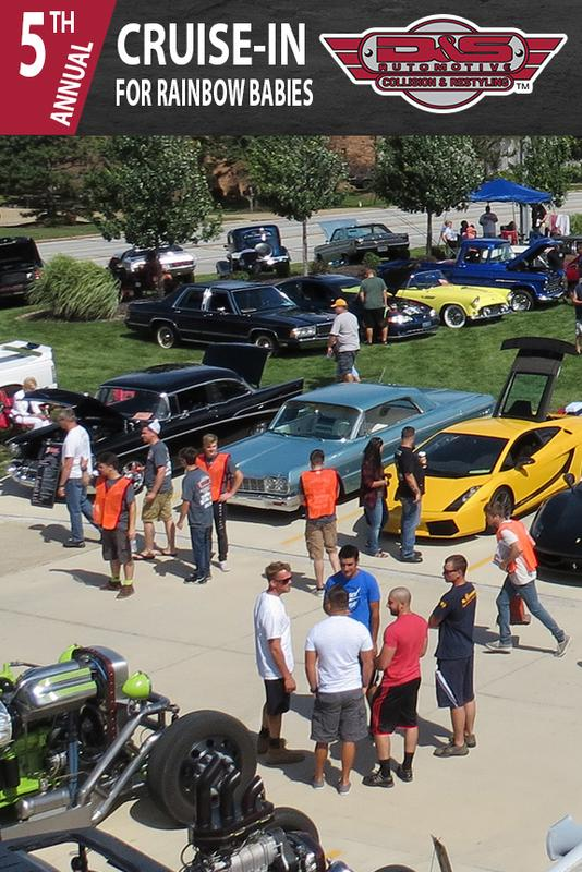 D&S Automotive's 5th Annual Cruise-In for Rainbow Babies