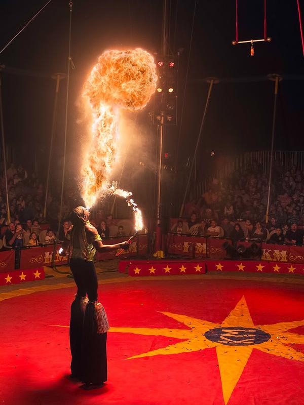 Kelly Miller Circus: Eureka - Thursday