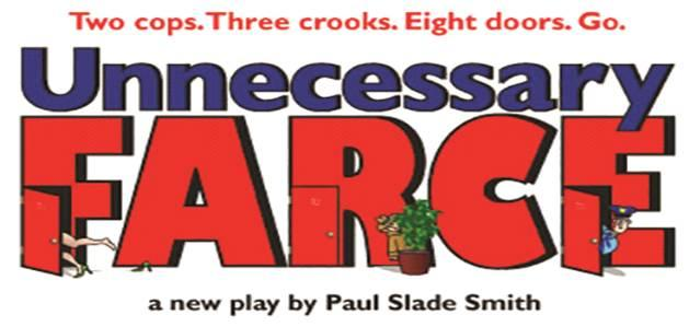 """Unnecessary Farce"" at The Erie Station Dinner Theatre"