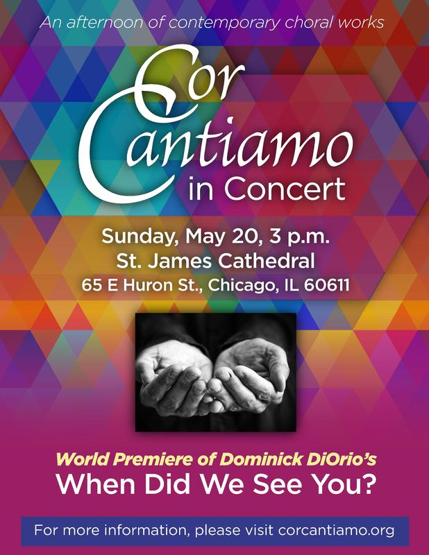 Cor Cantiamo Comes to Chicago!