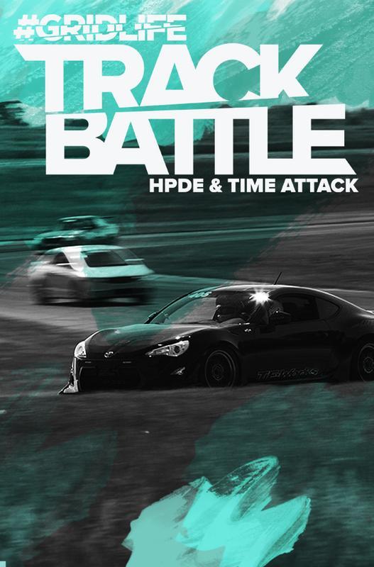 TRACK BATTLE HPDE & TIME ATTACK