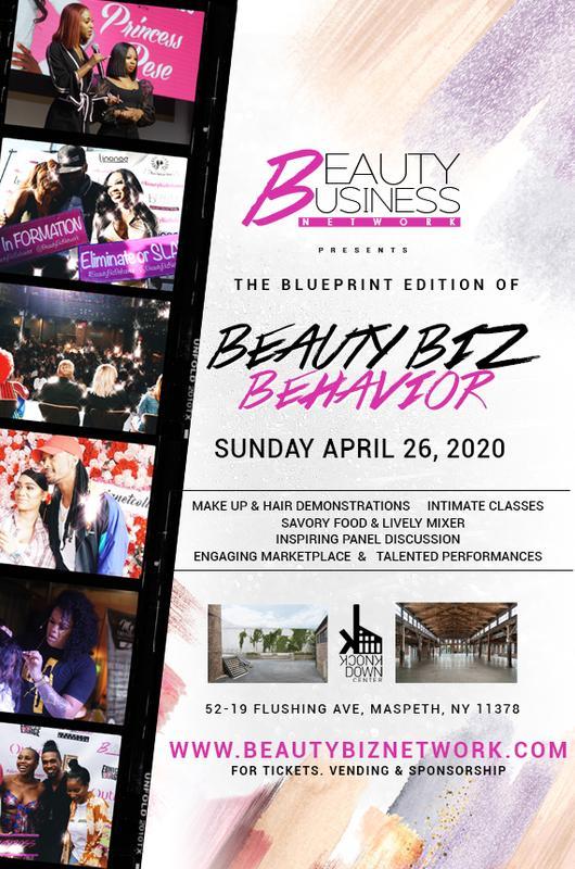 BEAUTY BIZ BEHAVIOR - The Blueprint Edition