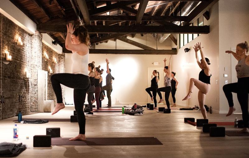 SOSNA Works Out - Amrita Yoga & Wellness