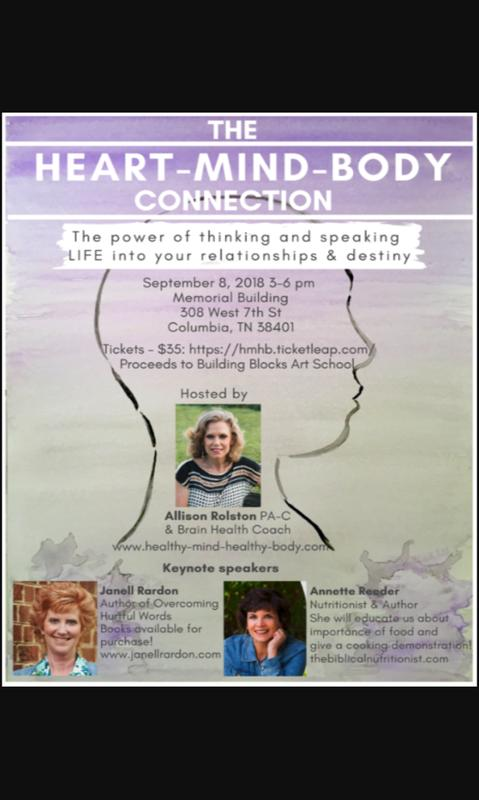 The Heart-Mind-Body Connection