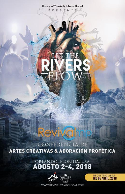 Revivalcamp 2018 'Let the Rivers Flow'