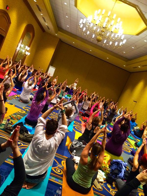 2016 Minneapolis Yoga Conference