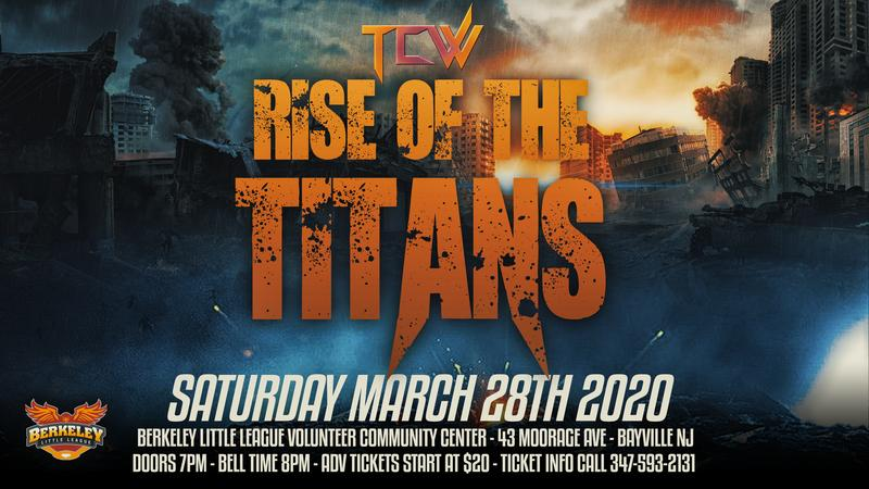 TCW presents Rise of the Titans