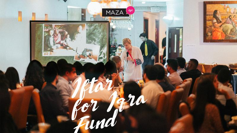Iftar for Iqra Fund