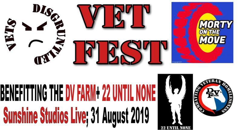 Disgruntled VET FEST 2019