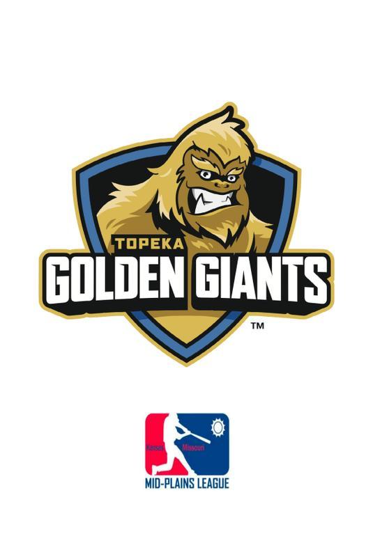 Baldwin City Blues @ Topeka Golden Giants (Doubleheader)