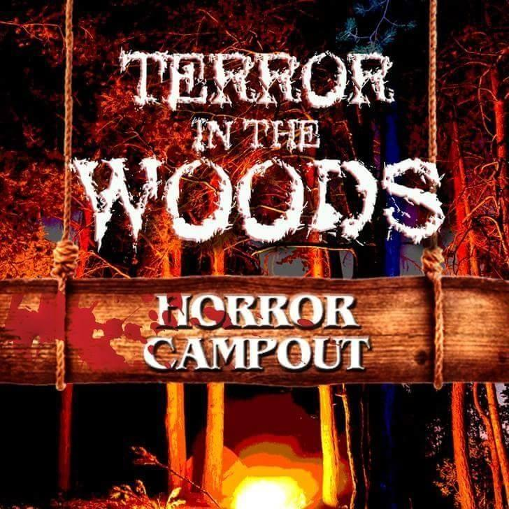 Terror in the Woods - Horror Campout Experience