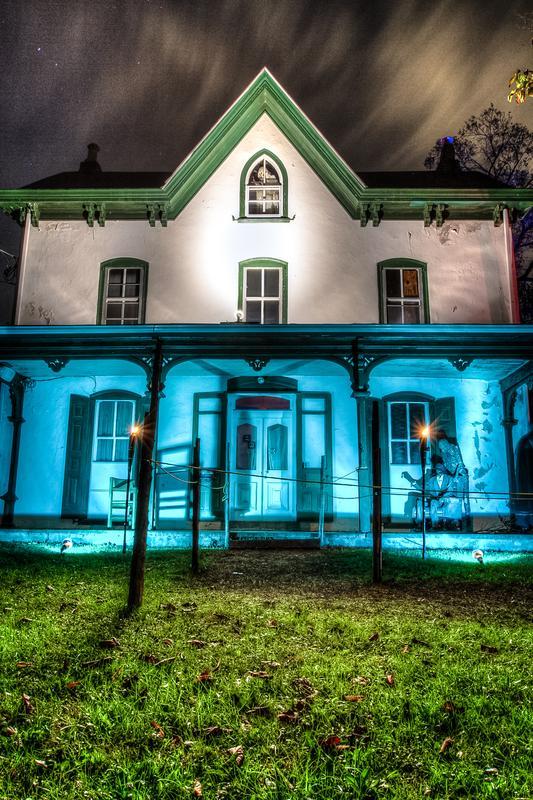 LuLu's House of Horrors 2015