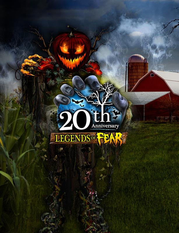 Legends of Fear 2016