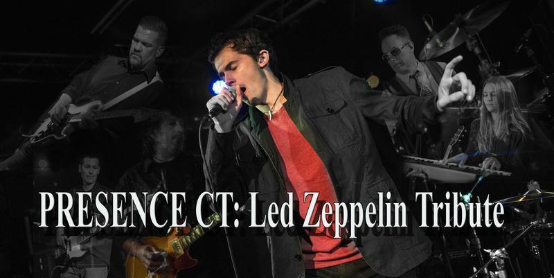"Led Zeppelin Tribute Band  ""Presence"" at TOM"