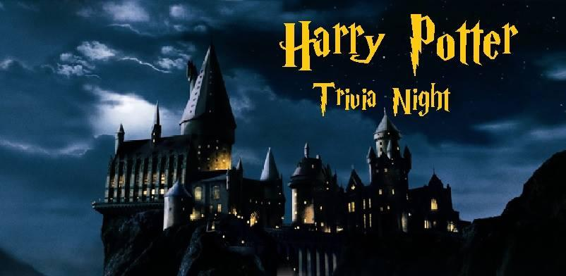 Harry Potter Book Knowledge Quiz : Harry potter trivia night tickets in ny united states