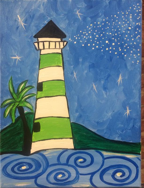 August 5 Cookies & Canvases