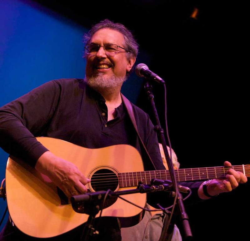 David Bromberg & Larry Campbell (to benefit Outpost in the Burbs)