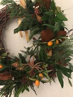 wreath making with jody costello