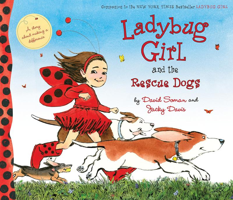 Ladybug Girl Storytime Extravaganza