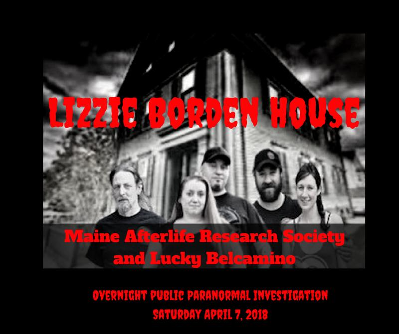 Lizzie Borden House Public Paranormal Investigation