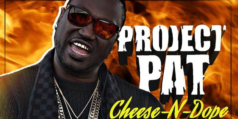 """PROJECT PAT """"Cheese n Dope"""" Tour Ft. TLow of GMF Records"""