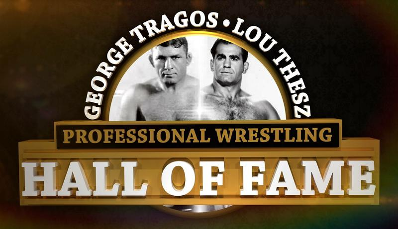2020 George Tragos/Lou Thesz Professional Wrestling Hall of Fame