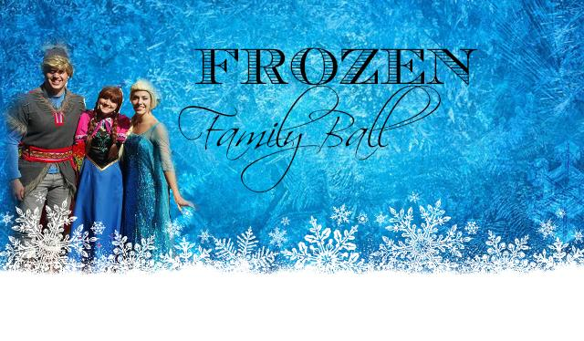 Frozen Family Ball
