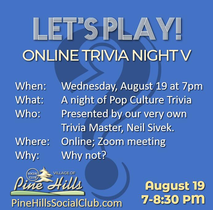 Online Trivia VI