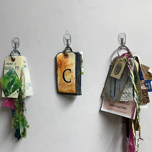 Middle School Art Workshop: Tags and Bags: Create Your Own Art Journals