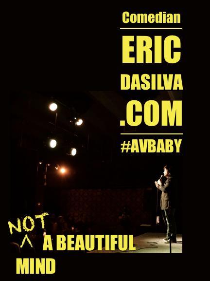 Eric DaSilva's Not a Beautiful Mind LIVE Recording
